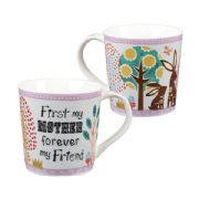 Bramble & Rocket First My Mother Forever My Friend Mug
